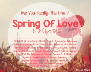 banner giveaway spring of love